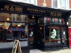 pie-and-vinyl shop front